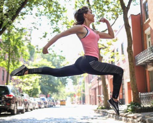 Runner dance