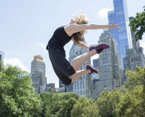 Manhattan Dancer