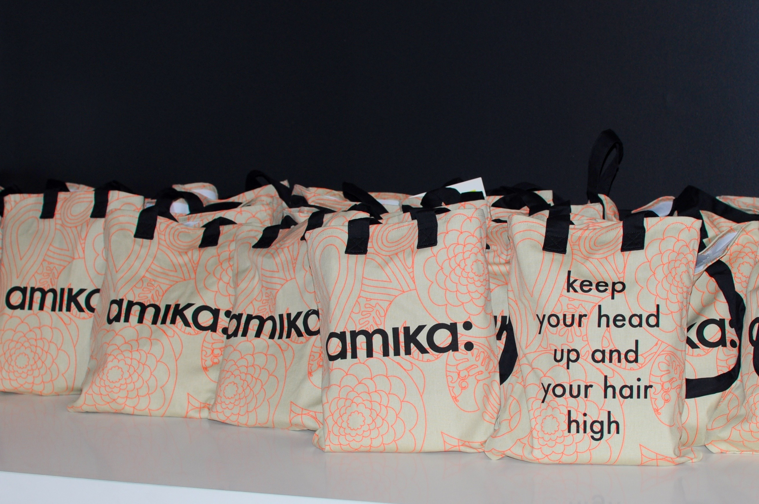 Body Conceptions Event Gift Bags Amika